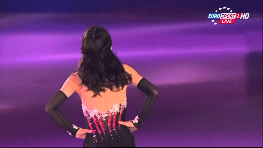 本田真凜 NHK杯2014 エキシビション動画