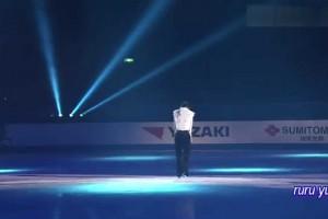羽生結弦 NHK杯2014 エキシビション高画質動画