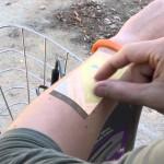 ブレスレット型ウェアラブル プロジェクターCicret Braceletが凄い!