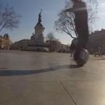 スタイリッシュ一輪車 ナインボットワン トリック動画