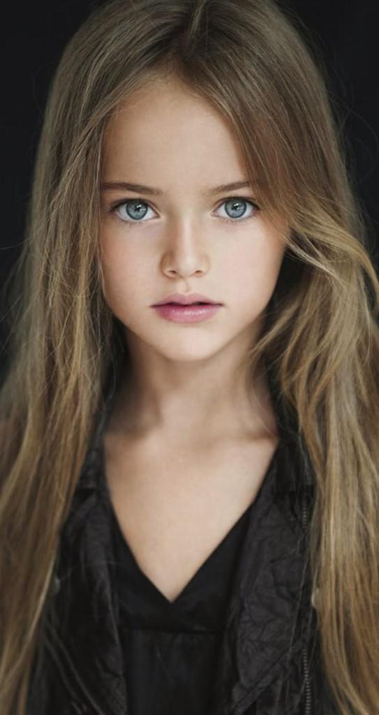 PLUS-CHILD MODEL KRISTINA PIMENOVA FROM RUSSIA WALLPAPER
