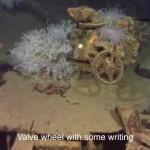 深海に沈んだ戦艦武蔵 最新の動画