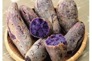 沖縄の紅芋